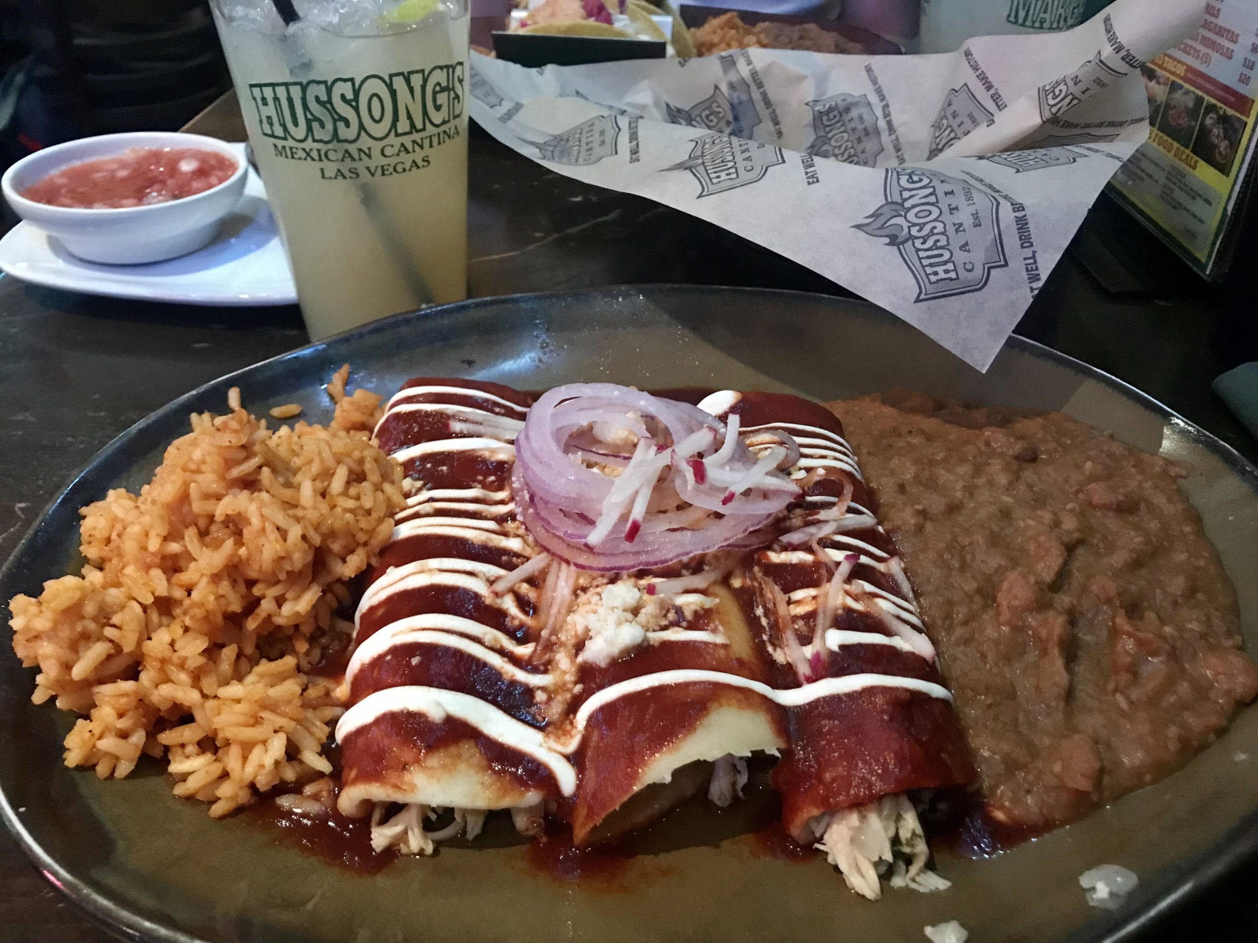 Where to eat in Las Vegas – Hussongs Cantina