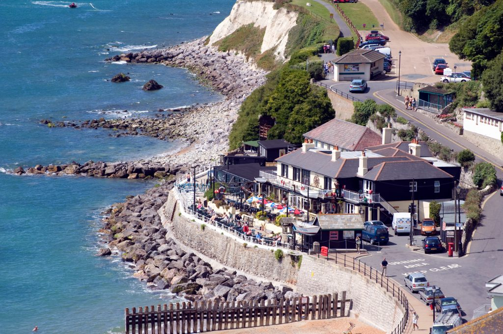 The Spyglass Inn, Ventnor, Isle of Wight